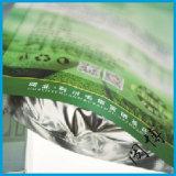 인쇄한 급료 알루미늄 호일은 에너지 포장을%s 티백을 위로 서 있다