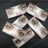 El ojo del maquillaje de las pestañas falsas de la belleza de Huda azota 20 tipos hechos a mano