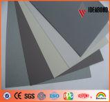 Stärken-Aluminiumdekoration-Panel des Ausstellungsstand-Silber-Polyester-3mm