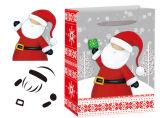 La Navidad barata a granel que se reúne las bolsas de papel del regalo con la maneta