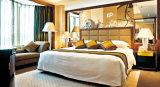 Jogos luxuosos da mobília do quarto do hotel do projeto