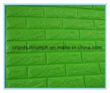 Populäres entfernbares Selbst-Haftendes Wand-Papier des Schaumgummi-3D zur Kind-Raum-Sicherheit