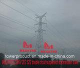 Megatro 220kv 2e2 Sz2二重回路の中断伝達タワー