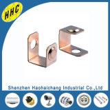 Подгоняно штемпелюющ кронштейн гальванизированный нержавеющей сталью