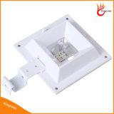 Sensor de monção alimentado por energia solar ao ar livre à prova d'água LED, luz de cerca solar, luz de jardim solar, lâmpada solar