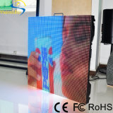 Pantalla fija de la pared video a todo color al aire libre LED de P10 LED