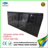 Gaspreis-Wechsler-Zeichen 8 Zoll-LED (TT20F-3R-Green)