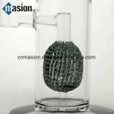 Tubo que fuma de cristal en línea de la bóveda del tubo de agua que fuma (AY007)