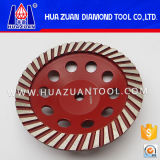 Колесо чашки диаманта скрепления металла Huazuan меля для камня etc. меля бетона и гранита камней мраморный естественного каменного синтетического
