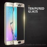 Протектор экрана Tempered стекла защитной пленки для предохранителя экрана края Samsung S6/S7