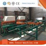 Máquina automática de malla de alambre de acero de soldadura para producir Brickforce Constuction malla
