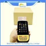 Industriële PDA met Printer, de Scanner van de Streepjescode, Lezer RFID