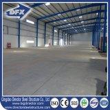 Construction préfabriquée préfabriquée de structure de /Steel d'entrepôt de /Steel de construction industrielle