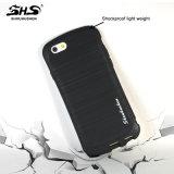 Cas de téléphone mobile de Shs TPU pour le bord de la galaxie S7 de Samsung