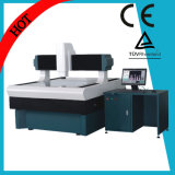 Машина координаты 3D видеоего CMM измеряя с системой CNC