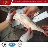 Poissons bon marché des prix d'usine pelant des poissons Skinner de solvant de peau de poissons de machine