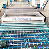 Cadena de producción semi automática del vidrio laminado (SN-JCX2560C)