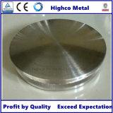 Protezione di estremità del corrimano dell'acciaio inossidabile con la parte superiore piana per l'inferriata