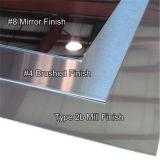 Laser de tôle de l'acier inoxydable 201 coupé à la taille