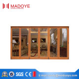 Дверь 2016 низкой цены фабрики Foshan Bi-Складывая для лидирующего балкона