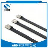4 인치 Zip 동점 접착성 케이블 동점 마운트