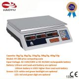 Haoyuの電子安い熱販売のカウントの重量を量るスケール