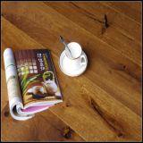 Engineered pisos de roble (Grietas ahumado con aceite natural)