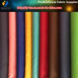 Classic 190t 210t 290t 300t poliéster tafetán, proveedor de tela de poliéster, tejido de forro