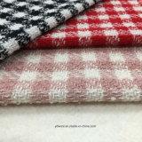 Mosaik-Art-Wolle-Gewebe überprüfen