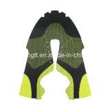スポーツの靴のための優秀な伸縮性があるFlyknitの靴甲革