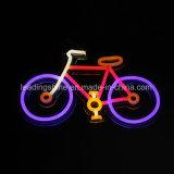 Indicatore luminoso al neon della lettera della flessione del segno di marca di bassa tensione personalizzato