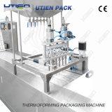 Máquina automática de embalagem de vácuo de termoformagem automática para queijo (DZL)