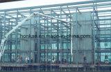 Gruppo di lavoro prefabbricato del blocco per grafici d'acciaio della struttura d'acciaio di disegno della costruzione