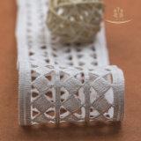 Modèle neuf de mode de vente chaude avec le lacet professionnel couleur multicolore/brillante et le lacet de robe