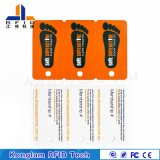 접근 제한 시스템을%s 주문을 받아서 만들어진 PVC 지능적인 RFID 카드