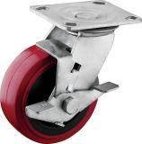Industrielle Fußrollen-Hochleistungsräder