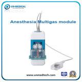 Analyseurs externes module, module de Multigas d'anesthésie d'AG