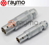 Ffa 00s 0s 1s 2s Koaxialkabel-Stecker Raymo Verbinder mit Cer RoHS ISO
