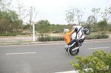 [150كّ], [200كّ], [250كّ], [350كّ] حادّة يتسابق درّاجة مع مسابق عرض