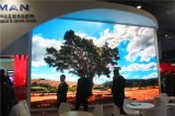 Visualización de pantalla video de interior de la pared de P2.5 P3 P4 P5 P6 P10 LED LED que hace publicidad de la cartelera