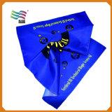Bufanda de encargo respetuosa del medio ambiente del satén para las actividades de la celebración