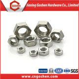 A4-80 acier inoxydable Hexagon Nut