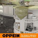 Oppein laccato bianco di alta qualità della cucina Cupboard (OP14-024)