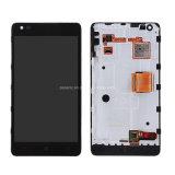 マイクロソフトNokia Lumia 900 LCDスクリーンアセンブリのための電話スクリーン