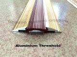 Entrate principali disuguali del doppio portello di rossoreare di legno solido per la casa