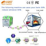 Riscaldatore di acqua del gas del riscaldamento dell'idrogeno di elettrolisi dell'acqua