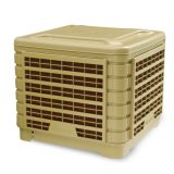 Refrigerador de aire industrial del uso de la fábrica del almacén 18000m3/H