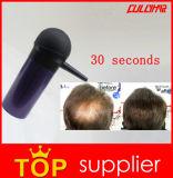 Poudre neuve de fibre de cheveu de poudre d'épaississement de cheveu entièrement