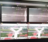2500m Tagesanblick 2.0MP 20X CMOS HD Hochgeschwindigkeits-PTZ CCD-Kamera