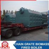 産業Szl15-1.25MPaの二重ドラム水平の生物量によって発射される蒸気ボイラ